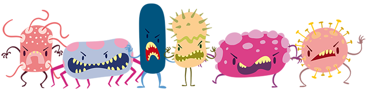 Kandydoza - grzybica, drożdżaki