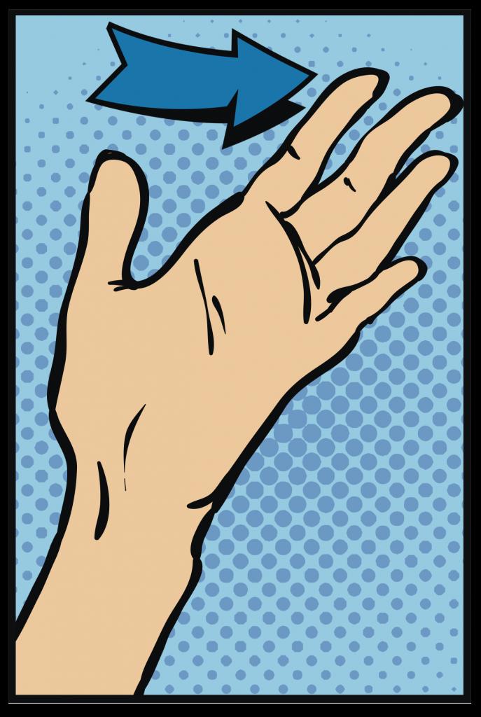 kandydoza - paznokci i skorek wokół paznokcia